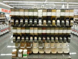 bulk bins
