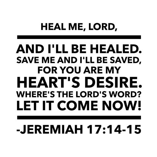 hear me lord